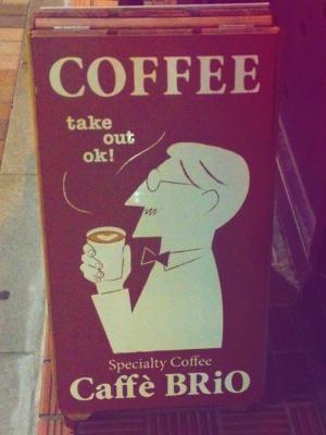 Caffe BRiO Kanban