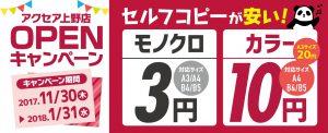 760-310_上野店オープンキャンペーンバナー